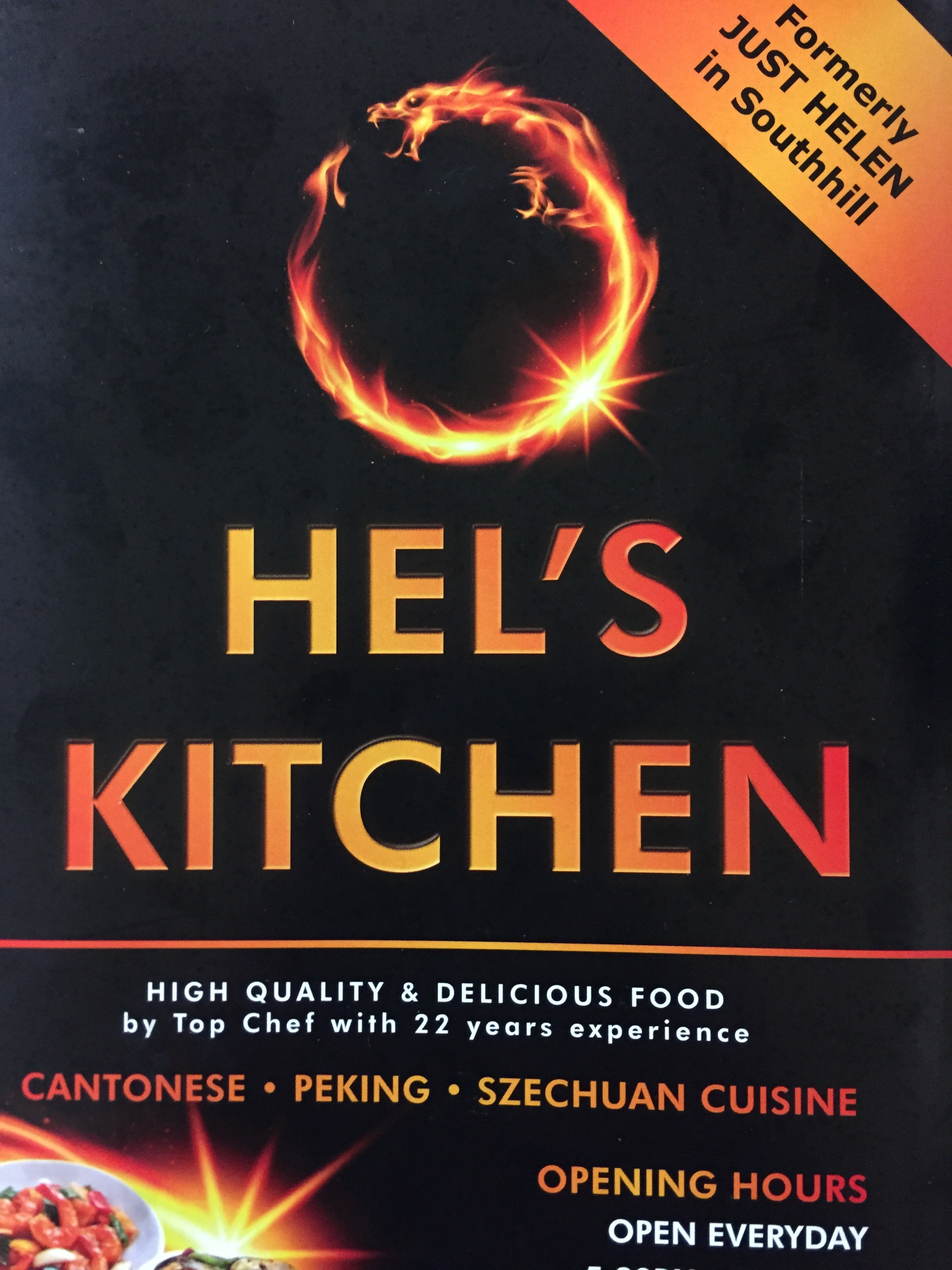 Hel's Kitchen